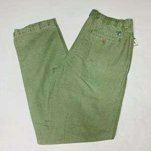 Tommy Bahama Mens Pants Size Large Waist 33 Inseam